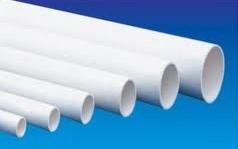 PVC-U绝缘电工套管管材、管件