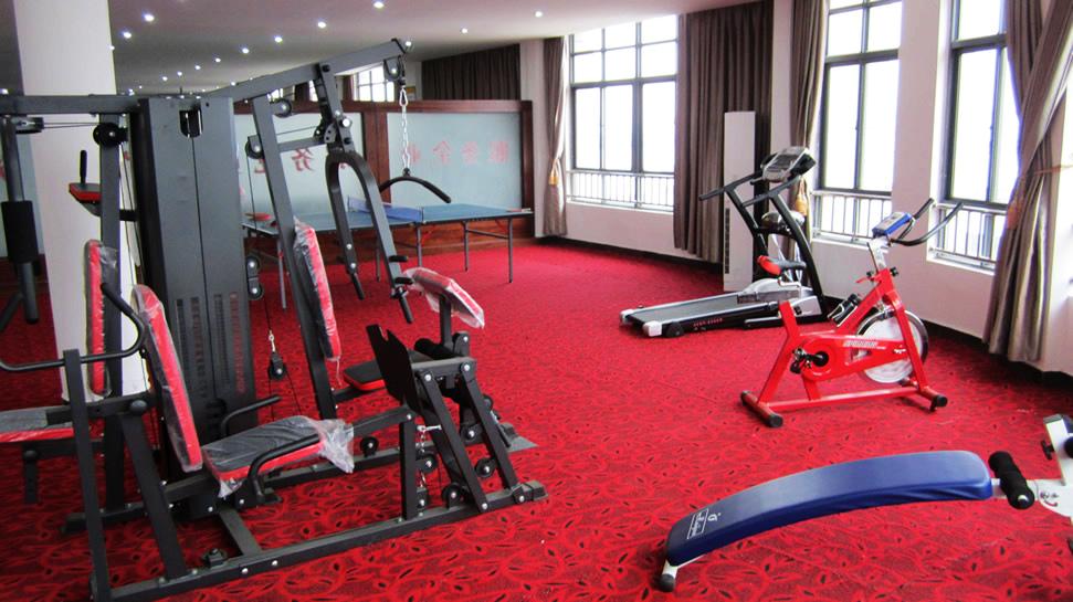 室内健身区